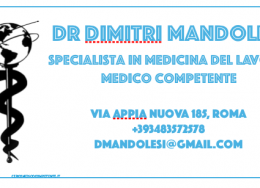 Dr Dimitri Mandolesi-Medico del Lavoro