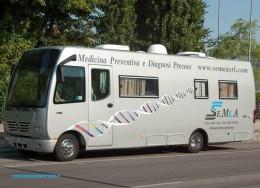 Unità Mobile con personale specializzato
